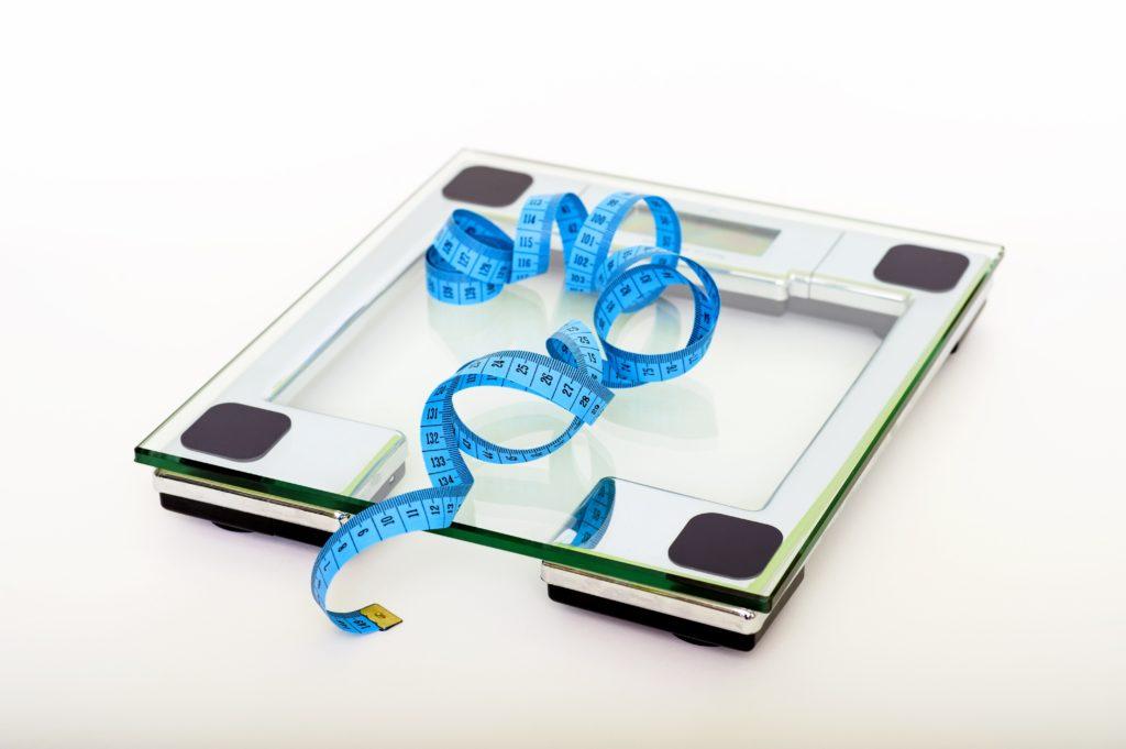 Misurazioni di peso , altezza e indice  massa corporea